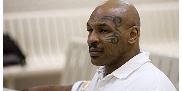 Ex-Boxweltmeister Tyson drohen vier Jahre Haft