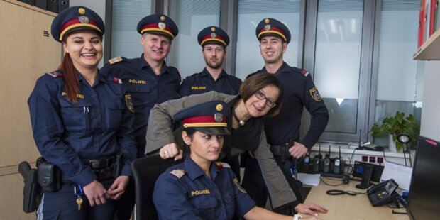Mikl-Leitner: Polizei bei Einsätzen filmen