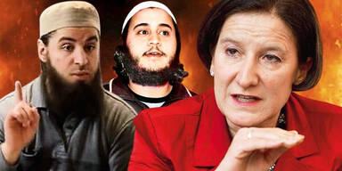Innenministerium verbietet ISIS-Videos