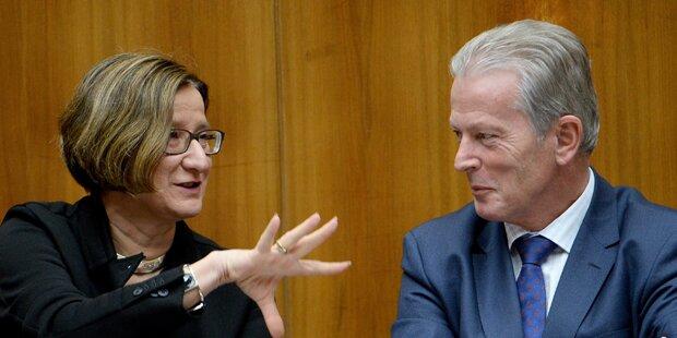 ÖVP-Rochade: Mitterlehner verteidigte Wechsel