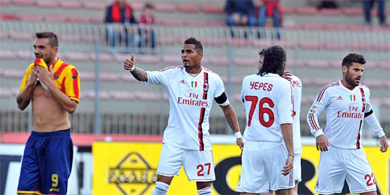 AC Milan dreht 0:3 noch um