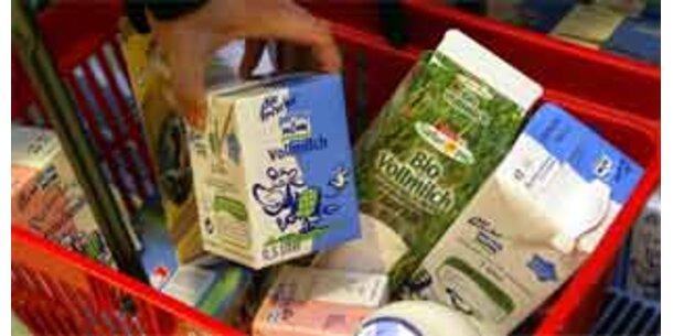 Milchbauern in ganz Europa streiken