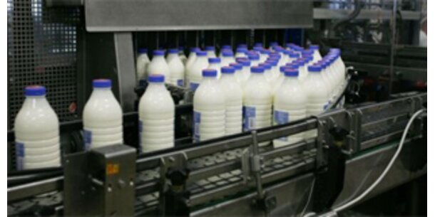 Milch wird wieder teurer