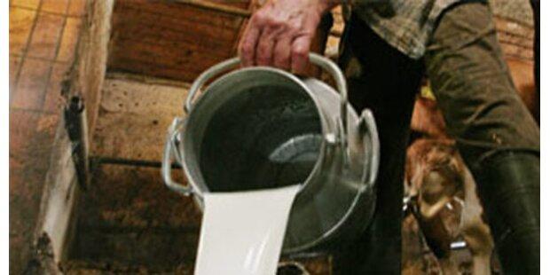 Deutsche Milch für heimisches Bundesheer
