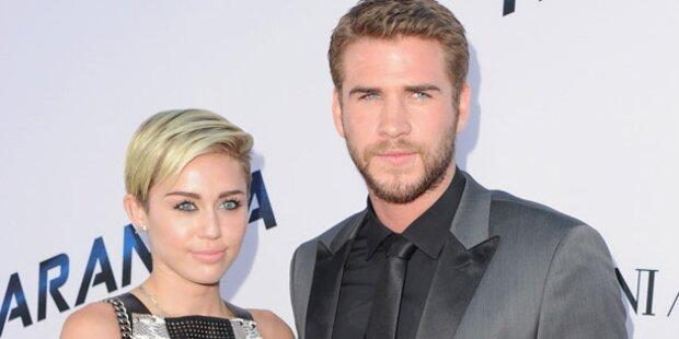 Miley lädt Liam zu Geburtstags-Party ein