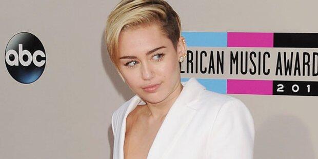 Miley Cyrus: Peinliche Kreditkarten-Panne