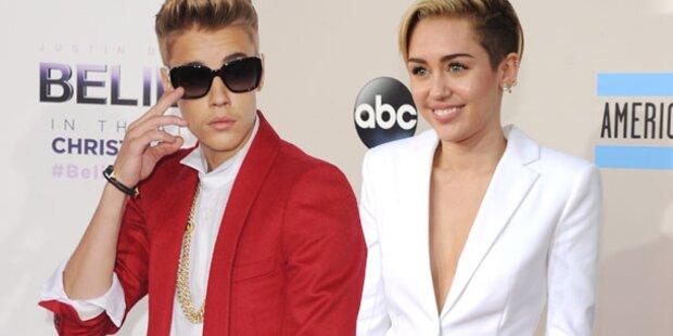 Miley & Justin haben größten Einfluss