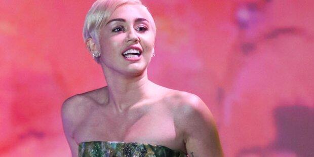 Miley Cyrus: Einbrecher klauen Luxus-Auto