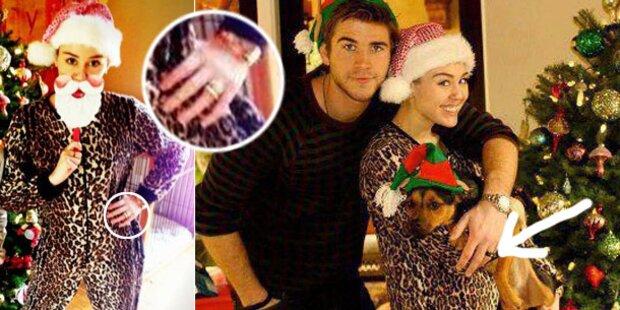 Cyrus & Hemsworth: Heimliche Hochzeit?