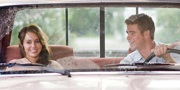 So romantisch war Miley Cyrus noch nie
