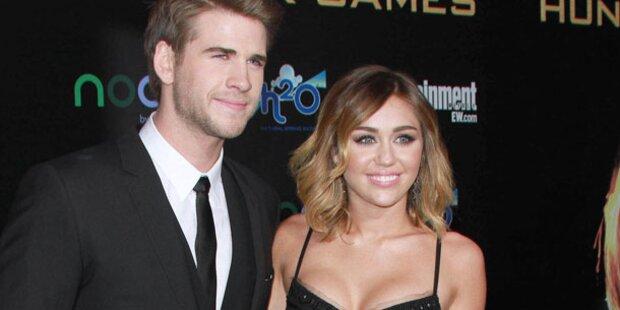 Hemsoworth: Miley ist ihm
