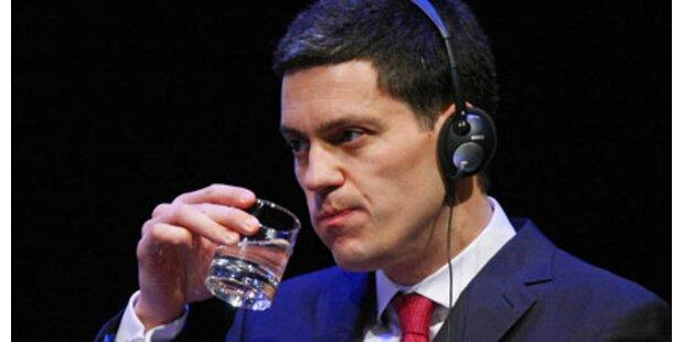 Miliband: Taliban in Regierung denkbar
