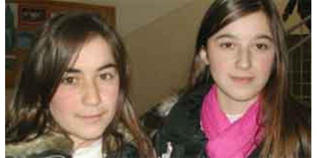 Zwei Milici-Kinder sind wieder in Schule