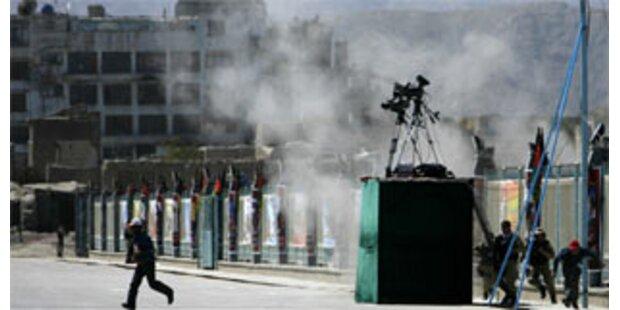 Afghanischer Präsident Karzai entging Anschlag