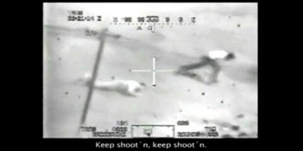 Soldat wegen Video über Angriff verhaftet