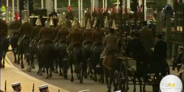 K&W: Militär-Generalprobe im Morgengrauen