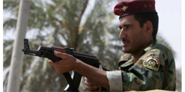 Iraks Armee geht gegen Sadr-Miliz vor