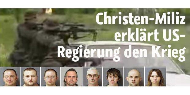Anschlagspläne: 9 Christen angeklagt