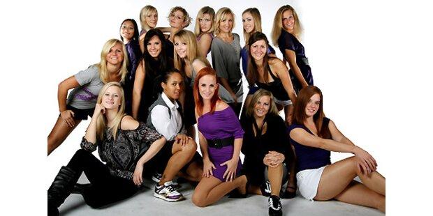Sponsor-Aus für Cheerleader-Truppe