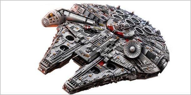 Größter Lego Bausatz