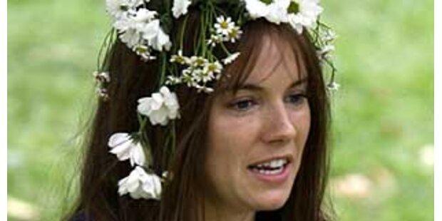 Sienna Miller als süßes Hippie-Girl