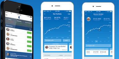 Gratis-App zeigt, wie Milliardäre investieren