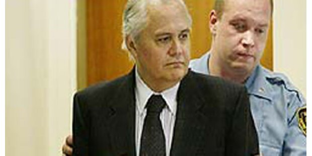 Serbischer Ex-Präsident Milutinovic freigesprochen