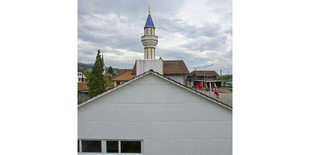 Aus für Minarette in der Schweiz