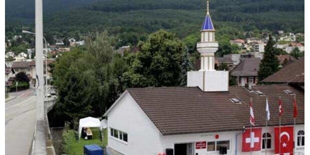 Muslime wütend über Minarettverbot