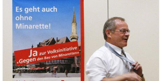 Anti-Minarett-Initiative in der Schweiz