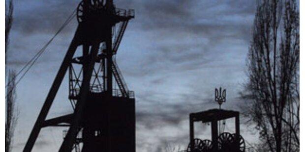 Wieder Explosion in ukrainischen Bergwerk