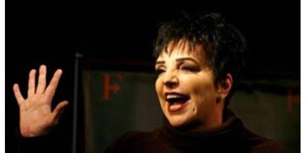 Liza Minnelli bei Auftritt zusammengebrochen