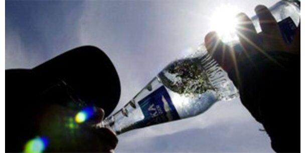 Etikettenschwindel beim Mineralwasser