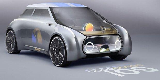 Neue Infos zum künftigen Elektro-Mini