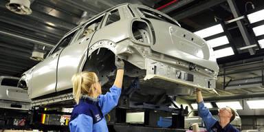 BMW baut Fabrik für Elektroautos