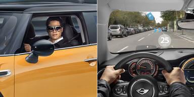 BMW-Datenbrille für Autofahrer