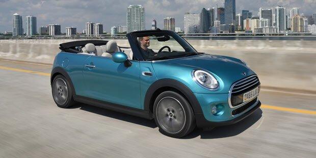 Alle Infos Vom Neuen Mini Cabrio
