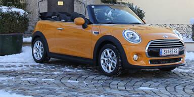 Neues Mini Cabrio im Fahrbericht
