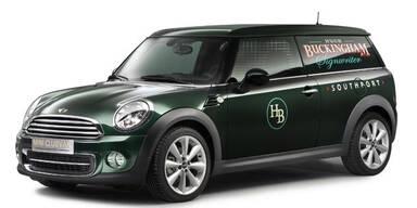 Mini bringt den Clubvan in den Handel