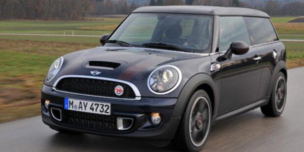 Mini: Starker Diesel und neues Modell Hampton