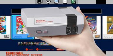 So genial wird das NES-Comeback
