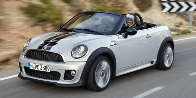 Alle Infos & Daten vom neuen Mini Roadster