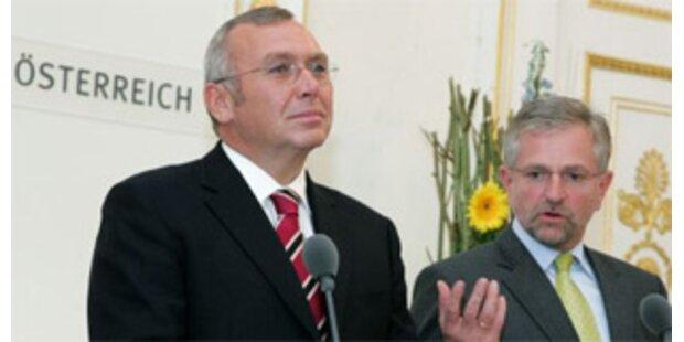 Regierung realisiert geplante Integrationsplattform