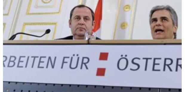 Ministerrat hat zweites Konjunkturpaket beschlossen