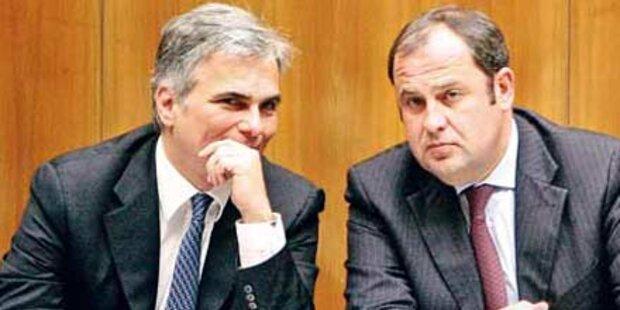Koalition einig bei Transparenzdatenbank