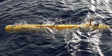 Flug MH370: Mini-U-Boot bricht Suche ab