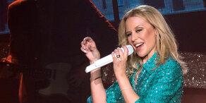 Minogue in Wien: Viel Sex mit heißer Revue