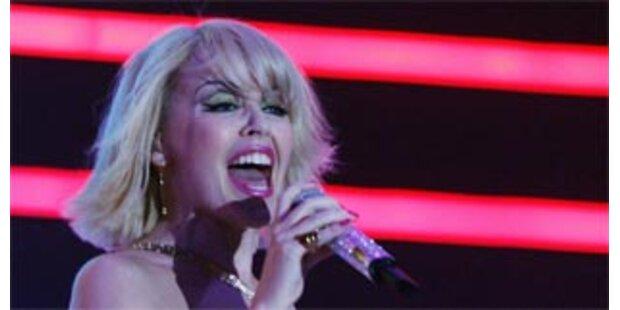 Kylie Minogue tritt nicht vor den Traualtar