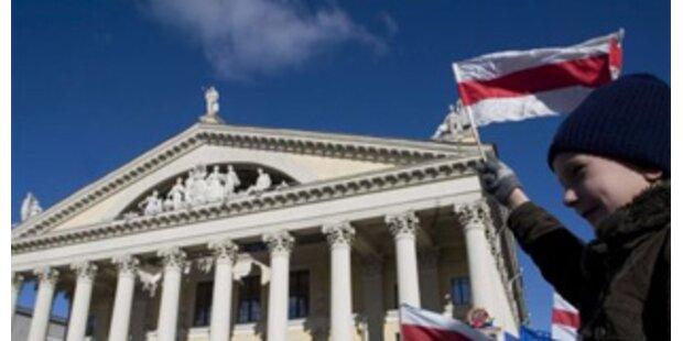 Opposition in Minsk boykottiert Parlamentswahl