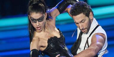 Let's Dance: Heißer Auftritt von Mir & Massimo - Tanz-Aus für Mandy Capristo